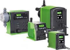 Dosing Pumps - Grundfos - Electronic DME/DMS