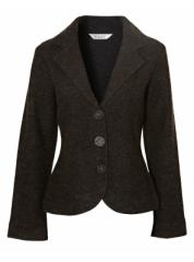Parisienne Boiled Wool Jacket