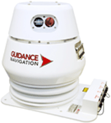 Navigation's System, Guidance CyScan laser