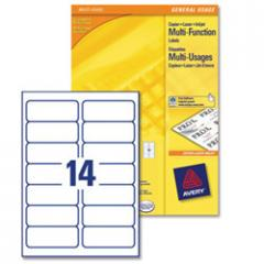 Avery Multifunction Copier Labels