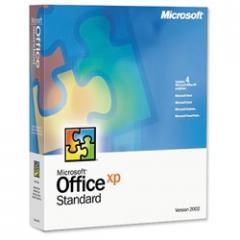 Microsoft OfficeXP Software Standard
