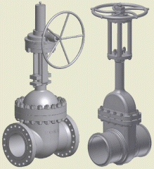 Valves, Rona Gate