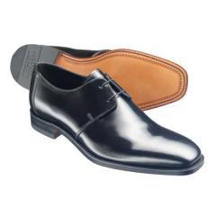 Black Label fraser two eyelet derby shoes