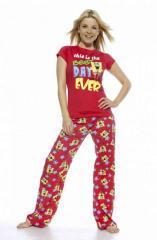 Red SpongeBob Pyjamas - Best Day Ever!
