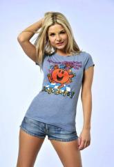 Little Miss Fun T-shirt - Little Miss Fun Loves To