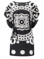 Othello Tunic Dress Black