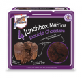 4 pack double chocolate lunchbox fancy bread