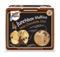 4 pack chocolate chip lunchbox fruitcakes