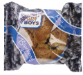 Individually wrapped blueberry rich cookies barmy