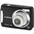 Canon Powershot A480 (Knight Black) Digital Camera - International Warranty