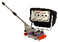 Handscan - A mini magnetic flux leakage flat plate scanner for corrosion screen in inaccessible areas