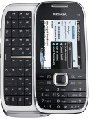 Nokia E75    General 2G Network GSM 850 / 900 / 1800 / 1900  3G Network HSDPA 900 / 1900 / 2100    HSDPA 850 / 1900 / 2100 - American version  Announced 2009, February  Status Coming soon. Exp. release 2009, Q1  Size Dimensions 111.8 x 50 x 14.4 m