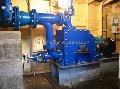 Pelton Hydroelectricity Producing Water Turbine