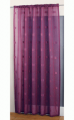 Curtains Aintree Voile Panel Grape