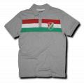 Italian Stripe Front Polo