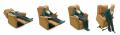 Dual Motor Chair