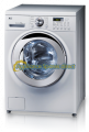 LG Washer Dryer 1200 Spin Speed WD1236RDK