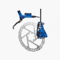 Avid Juicy Ultimate Rear Disc Brake with 140mm Rotor Blue