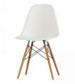 Eames DSW Chair with White Maple Base