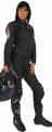 RST Rift Ladies Leather Jackets Black