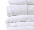 Towels White Cotton