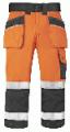 3133 Hi Vis Pirate Trousers, Class 2
