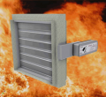 Smoke Shield Smoke Damper