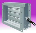 MB120 High Temperature Volume Control Damper