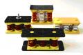 Mopla 8 range comprises 8 steel springs