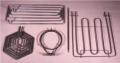 Tubular heating elements