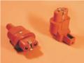 High temperature silicone connectors