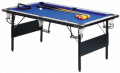 Deluxe foldway pool table