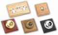 Wood Collection Plates