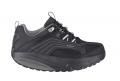 MBT Chapa Cavier Black Shoes