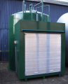 Cylindrical Aboveground Vertical Enclosed Bunded Oil Tanks