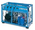 Air Compressor, CompAir HA50 Breathing