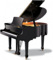 Bentley 148 grand piano black polyester