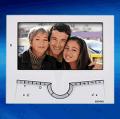 7200 Series Elvox Open Voice Audio/Video 'Widescreen' Monitor