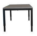 Height Adjustable Table Or Kitchen Worktop Frame