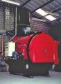 Pyrotec C modern incinerator