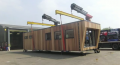 Plug and go eco-building