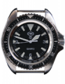 Cabot Watch Company Royal Navy divers quartz watch silver without date