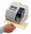 Acroprint 400 Warranty Clock / Time Recorder / Document Tracking / Job Cost Recorder / Time Stamp Recorder