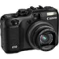 Canon PowerShot G12 Black Digital Camera