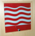 Vistamatic Wave vision panel