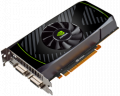 1024MB Nvidia Geforce GTX550 Ti Graphics Accelerator