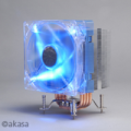 Akasa 966BL Socket 775 CPU Cooling Fan