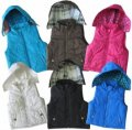 Childrens hooded jacket