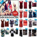 Ladies Spring/ Summer Clothing Pallet -New Arrivals 2015 - LSPC1