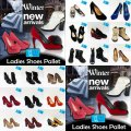 Ladies Shoes Pallet Winter Selection New Arrivals 2015